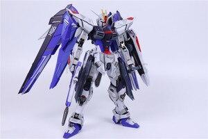 Image 3 - MODEL FANS IN STOCK MC shunfeng model MOKAI MB metal build Gundam freedom 2.0 action figure