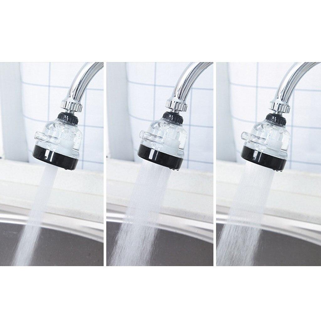 difusor para ahorro de consumo de agua 360 grados Grifo de cocina giratorio