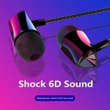Olhveitra Wired Fones De Ouvido Em Ouvido 3.5 milímetros Auriculares Para O Telefone Móvel PC 3.5 Fones De Ouvido Estéreo Esportes Fone de Ouvido Handfree Headset Gamer