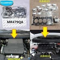Para Geely GC5, Geely515, SC5 HB, Hatchback, kit de reparación de motor de coche