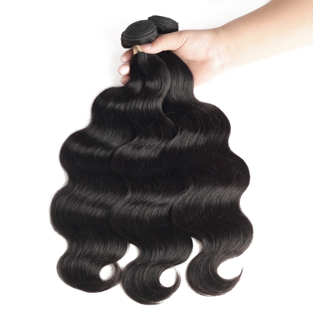 Brazilian Hair Weave Bundles 8-30 Inches Sapphire Brazilian Body Wave Remy Human Hair Extension 1/3/4 Bundle Deals Free Shipping