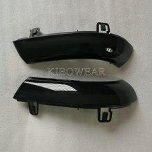 KIBOWEAR ل فولكسفاغن جولف MK5 GTI 5 ديناميكية الوامض الجانب أضواء مرآة LED بدوره إشارة ل جيتا MK5 باسات B5.5 B6 رائع