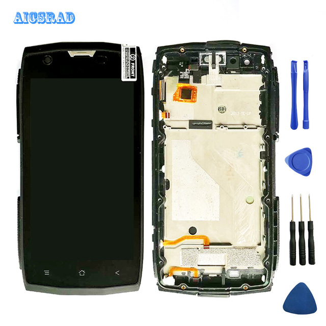 5inches 1920*1080 For Blackview BV7000 BV7000 PRO LCD Display + Touch Screen 100% Original Assembly for blackview bv 7000