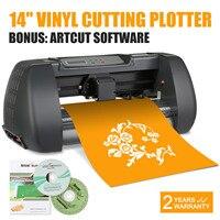 VEVOR 14inch USB Sign Sticker Making Cutting Plotter Machine Vinyl Cutter High quality printing machine Hot Sales
