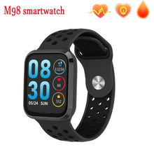 smart electronics wearable devices m98 watch connected android ios  ip67 waterproof watches blood pressure health Monitoring