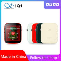 Shanling Q1 New 2020 Portable Player ES9218PDAC/AMP Two way Bluetooth HiFi Audio Music Player MP3 support DSD128 Aptx