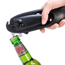 Bottle Openers 8-In-1 Can Jar Opener Multifunction Opener Corkscrew Tools Bottle Can Opener Beer Wine Opener Kitchen Gadgets