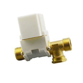 цена на AC 220V Brass 1/2 Electric Solenoid Valve Water Air N/C Normally Closed Water