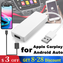 Carlinkit Auto Link Dongle Link Dongle Universele Auto Link Dongle Navigatie Speler USB Dongle Voor Apple Android CarPlay