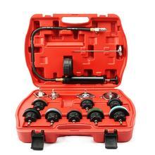 Car Water Tank Leak Detector Water Tank Pumping Pressure Gauge Water Tank Detector Cooling System Pressure Tool