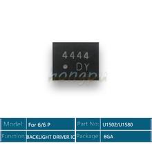 20 قطعة/الوحدة U1502 الخلفية IC ل فون 6/6 زائد U1580 الخلفي ضوء التحكم 12 دبابيس رقاقة DY/DZ LM3534