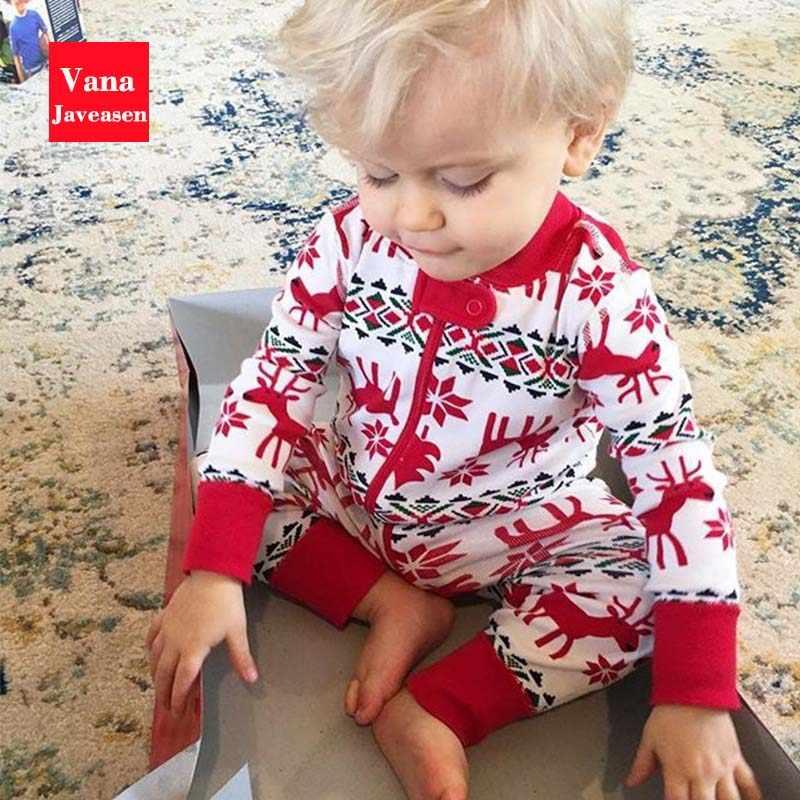 2019 juego de pijamas de Navidad pijamas conjuntos niños adultos de Navidad ropa de dormir pijamas ropa de Navidad de la familia conjunto de Pijamas 2 piezas