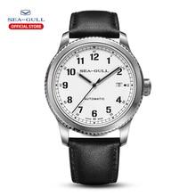 Mouette montre pour hommes mode loisirs sport automatique mécanique montre calendrier saphir Commander série 819.23.6081H