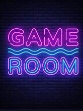 Gamystye sala de jogos luz néon sinal de néon decoração da loja janela exibição neon lâmpada anuncio luminoso atarii dropshipping para venda