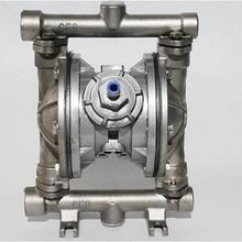 все цены на Air Diaphragm Pump  QBK-15 Max Flow rate 20L/min Air operated Pneumatic diaphragm pump  Chemical Pump for Corrosive Resistance онлайн