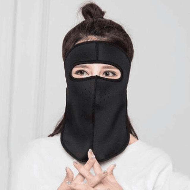 Protective mask Summer Unisex Outdoor Cycling Windproof UV Protection Neck Cover Full Face Mask Anti flu Anti Virus Mask 2