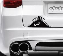 Peeking Monster Auto Dunes Strange Monster Peeking Scratches Car Stickers Affixed Black кружка printio strange monster