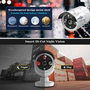 Image 4 - Hiseeu 12 表示機能4個1080 720pワイヤレスcctv ipカメラシステム8CH nvr wifiビデオ監視ホームセキュリティシステムキット
