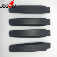 Car Styling 4pcs ABS Roof Rack Rail End Protective Cover For Land Rover Range Rover Sport 2004 2013 Accessories