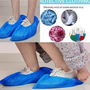 Best Selling 2020 Products Breathable Dust-proof Non-slip Environmental Protection Disposable Shoe Cover Dropshipping Wholesale