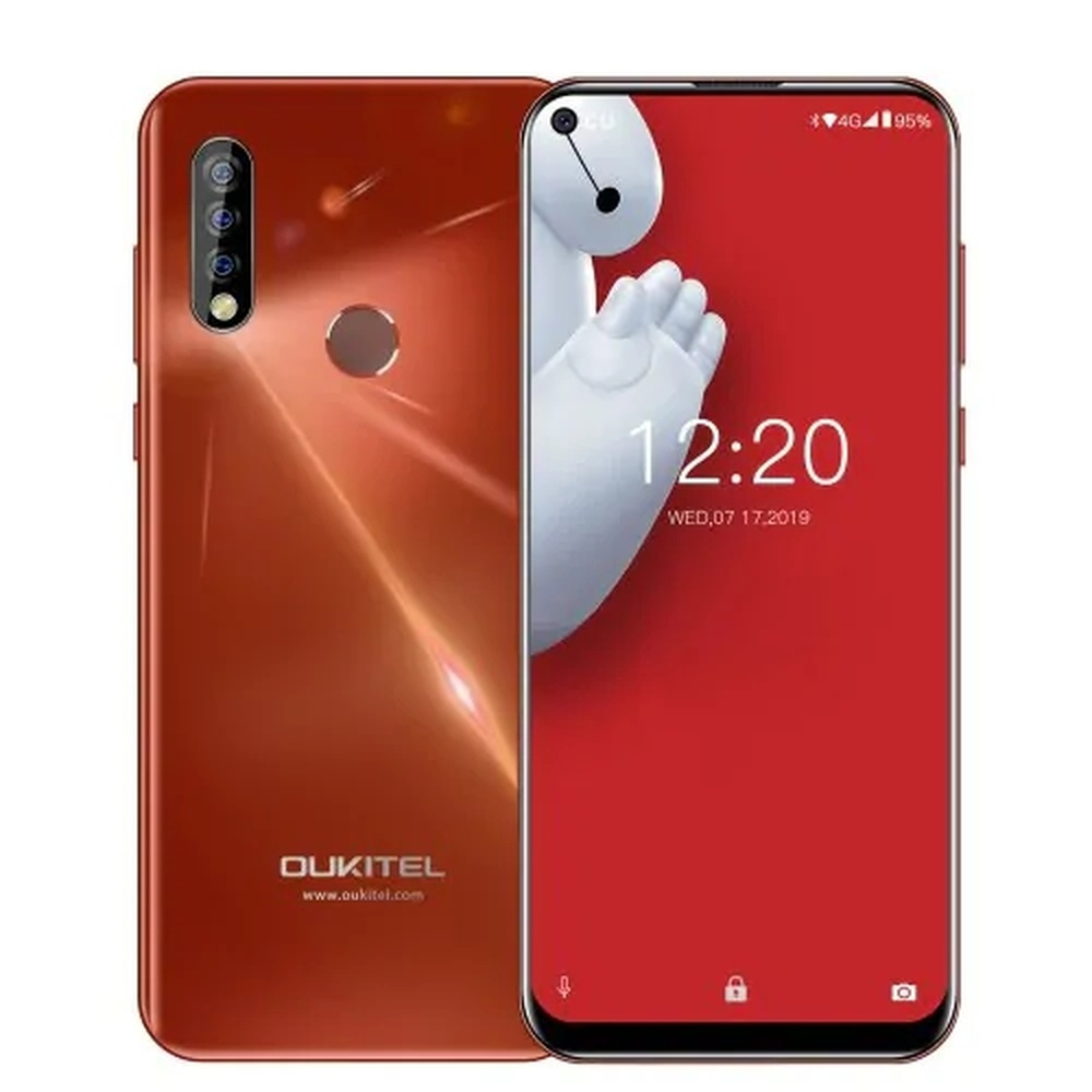OUKITEL C17 Telephone 3GB 16GB 6.35
