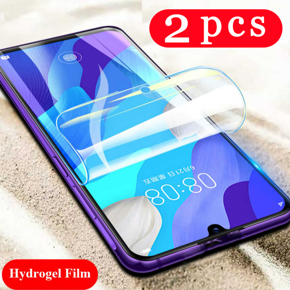 2 шт., Гидрогелевая пленка для huawei honor 8 8s 8c 8a pro 8x max, Защитная пленка для телефона honor 9x pro, защитная пленка на не стекло Защитные стёкла и плёнки      АлиЭкспресс