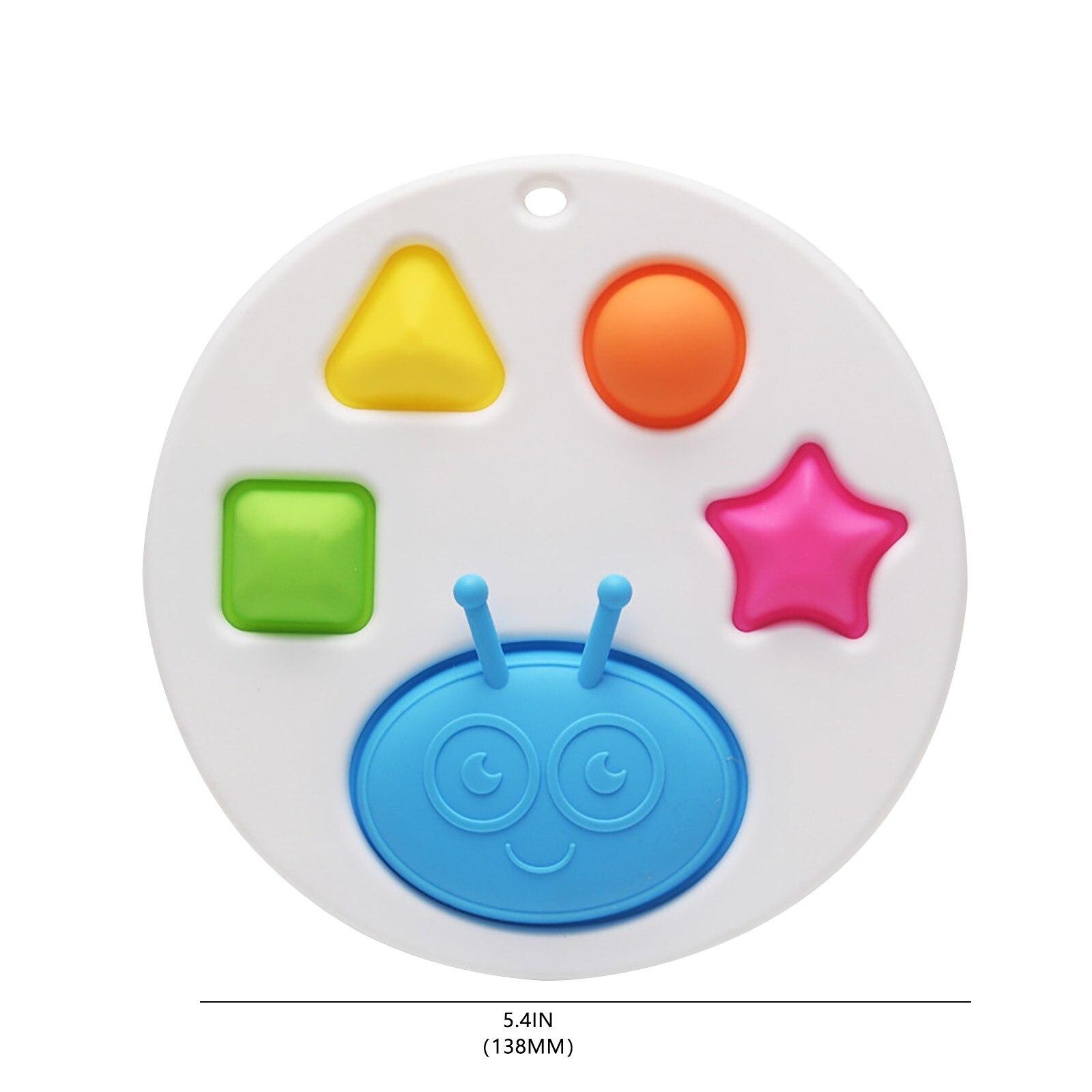 Toy Fidget-Toys Puzzle Baby-Toy Training Simple Dimple It-Sensory Pops Brain-Development-Enlightenment img5