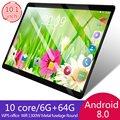 10 1 дюймов планшетный ПК 3g вызов Wifi Bluetooth Супер планшеты Ram 1 ГБ rom128гб WiFi gps 10 1 планшет