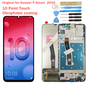 LCD Display for Huawei P Smart 2019 LCD Display Screen Touch Digitizer Assembly P Smart 2019 LCD Display 10 Touch Repair Parts(China)