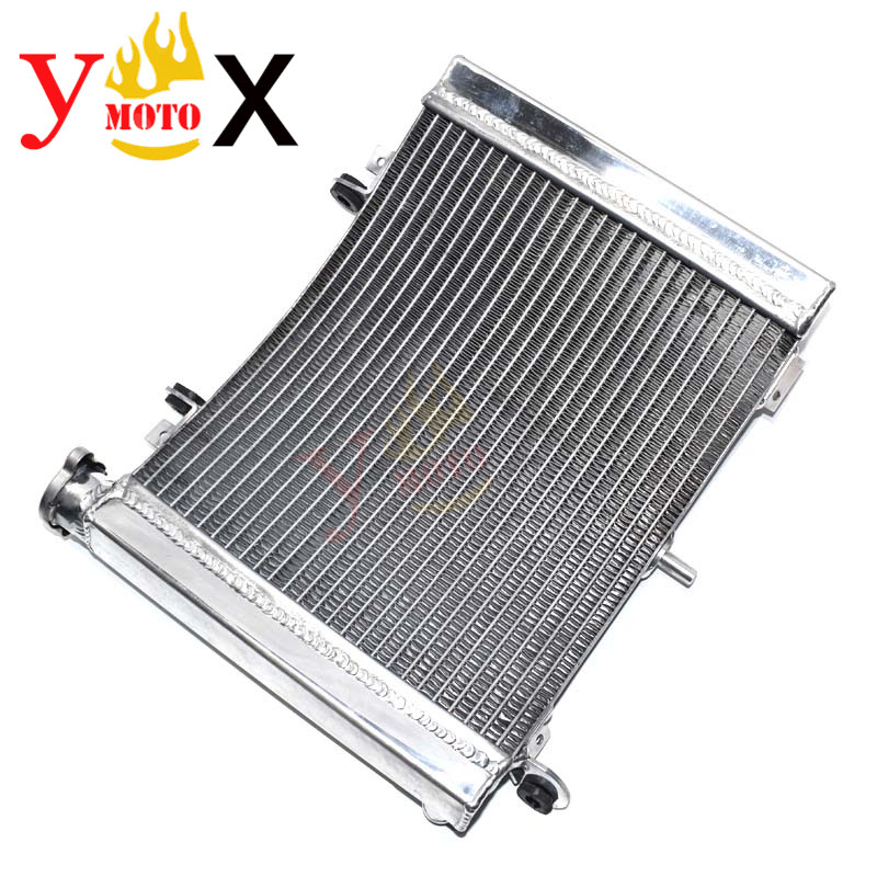 P3 Motorcycle Hand-Made Aluminum Cooling Water Tank Radiator Cooler Engine Cooling For Honda NSR250 <font><b>NSR</b></font> <font><b>250</b></font> PGM3 1991-1998 image