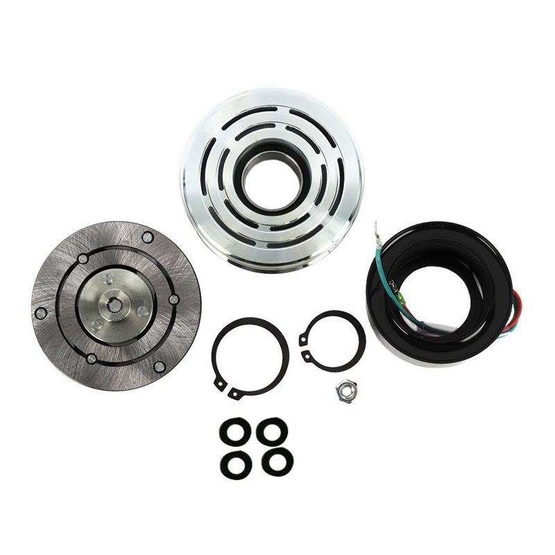 Replacement AC Compressor Clutch Assembly Repair Kit for Honda CRV 2007-2014