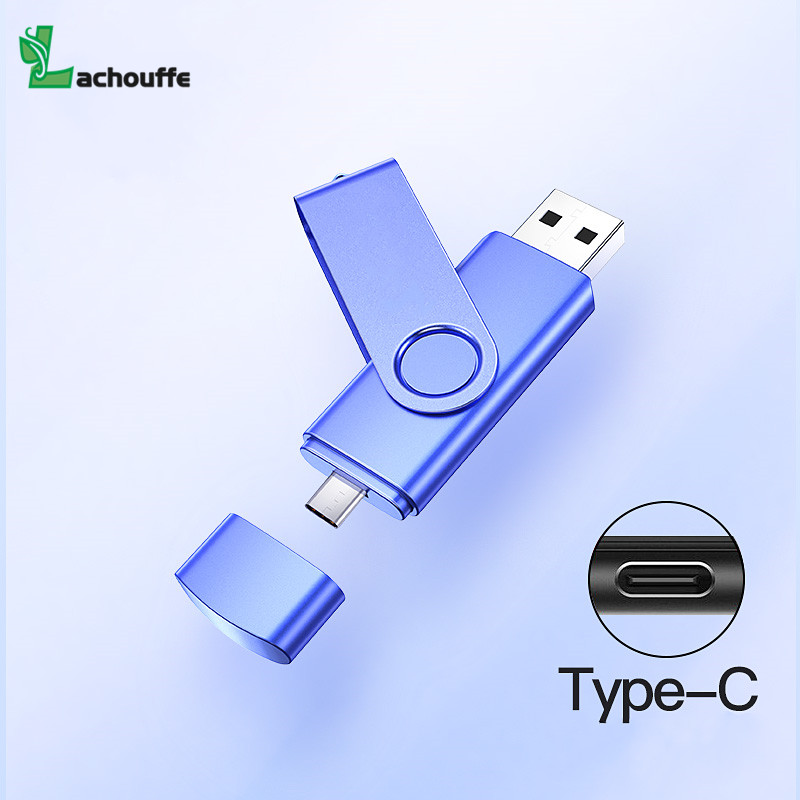 Type C Usb Memory Flash 32GB 64GB 128gb  Usb Flash Drive Memory Stick Pendrive