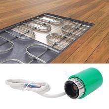 Нормально закрытый электрический термопривод для система напольного отопления 230 V/AC 50-60HZ нормально закрытый