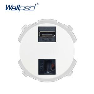 Wallpad HDMI DATA CAT6 Network