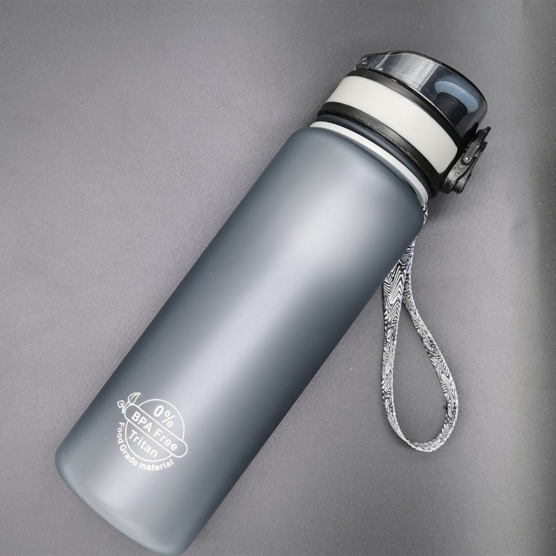 Soffe Tritan Plastic Sport Drink Bottle Elastic Cover Space Bottle Riding Hiking Student Portable Outdoor Sport Water Bottles-in Water Bottles from Home & Garden on AliExpress
