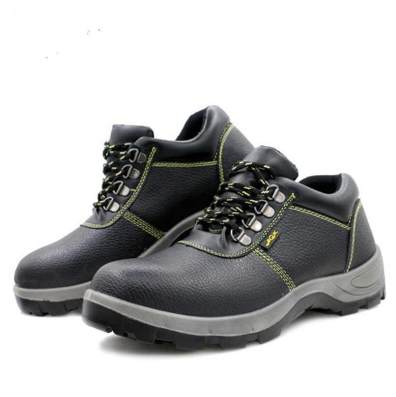 Mens Su Geçirmez Güvenlik Eğitmenler Ultra Hafif Kompozit ayakkabı burnu Kevlar Orta Taban iş ayakkabısı Ayak Bileği Uzun Yürüyüşe Çıkan Kimse