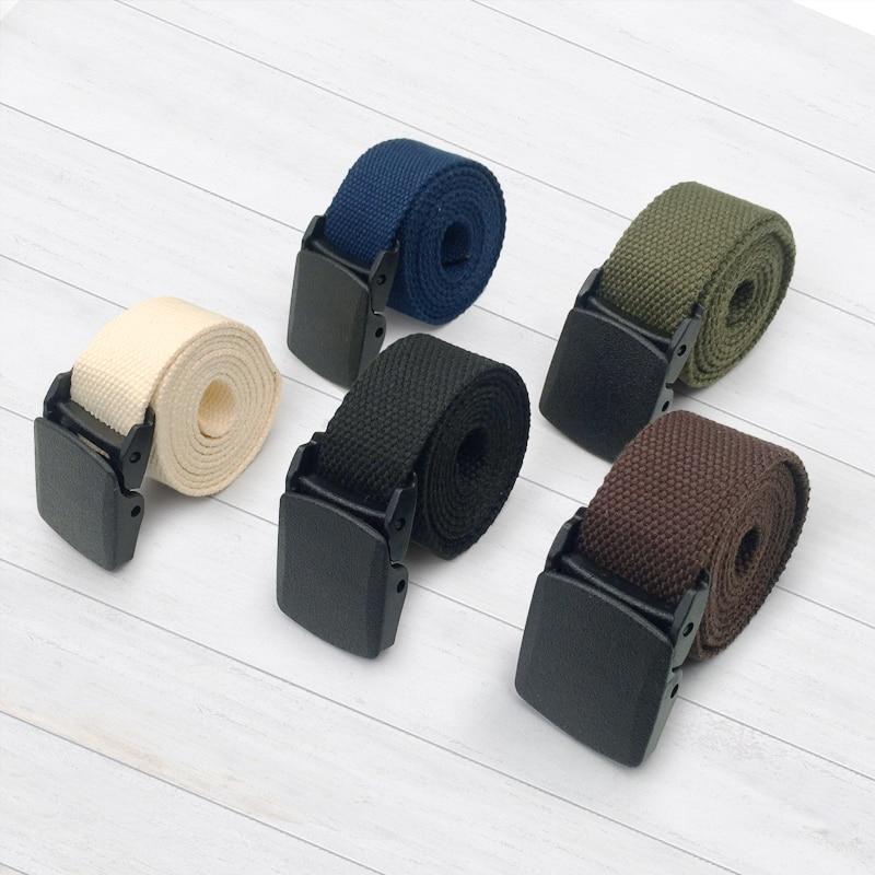 Men's Belt Nylon Fabric Belt Military Outdoor Tactical Belt Army Style Cinturon Male Belts For Men Luxury Ceinture Tissu Homme