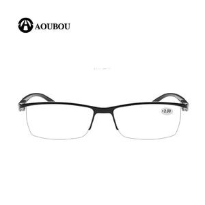 Image 3 - Bril Lezen Mannen Ultralight Gafas De Lectura Nieuwe Okulary Slingshot Leesbril Hoge Lichtdoorlatendheid Lunettes Bril Gozluk