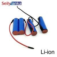 3000 mah para electrolux li-ion 14.4 v bateria zb3104 3105 3102 zb3107 aspirador de pó