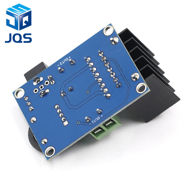 DC 6 to 18V TDA7297 Power Amplifier Module Audio amplifier module Double Channel 10-50W 4