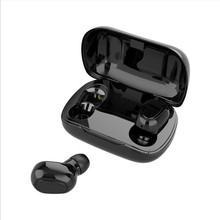 Słuchawki Bluetooth słuchawki L21 HIFI dźwięki słuchawki bezprzewodowe zestaw głośnomówiący słuchawki Stereo do gier dla iphone Samsung tanie tanio KUGE Inne Bezprzewodowy + Przewodowe Do Internetu Bar Monitor Słuchawkowe Do Gier Wideo Wspólna Słuchawkowe Dla Telefonu komórkowego