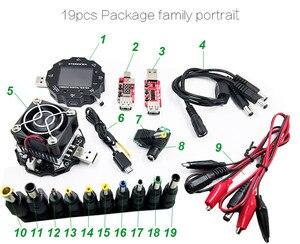 Image 5 - UD18 USB 3.0 18in1 USB tester APP dc digital voltmeter ammeter voltimetro power bank voltage detector volt meter electric doctor