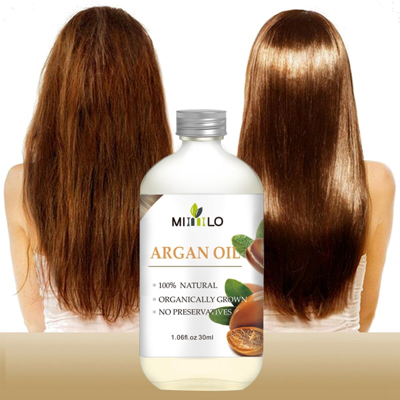 Free-Wash Moroccan Hair Care Essential Oil Anti-drying Enhance Hair Quality Hair Oil Conditioners Miracle Hair Treatment-i