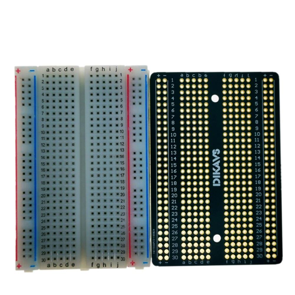Сварочная макетная плата печатная плата прототип печатная плата Diy Прототип электроники для Arduino