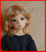 New shelves 1/6 BJD kaye wiggs cinnamon Human version fashio LOVELY doll for baby girl birthday gift free shipping