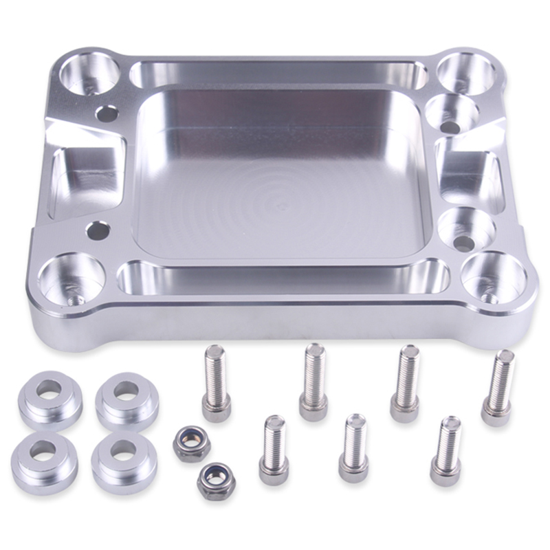 Billet Shifter Box Base Plate For Honda Civic Acura Integra K20 K24 K Series Swap|  - title=