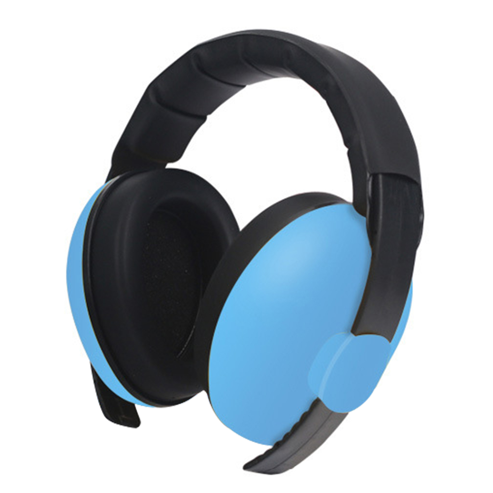 Kids Sound Ear Hearing Protection Boys Girls Light Weight Safety Sleep Baby Earmuffs Ergonomic Noise Cancelling Adjustable
