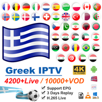 4k IPTV Greek France Germany Arabic Poland Turkey Spain Portugal Sweden IPTV Subscription SUBTV IPTV Greece Belgium Dutch IP TV