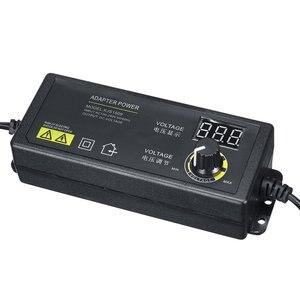 Image 3 - US 60/120W DC3V 36V ปรับแหล่งจ่ายไฟ ADAPTER จอแสดงผล 2.5A Switching Power Adapter สำหรับจอภาพ LCD LED แถบ TV