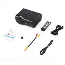 BL45 светодиодный проектор, многофункциональный домашний видеопроектор, портативный мультимедийный плеер, цифровой проектор с европейской вилкой, система для совещаний